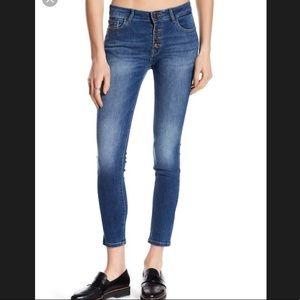 DL1961 • Margaux Instasculpt Ankle Skinny Jeans